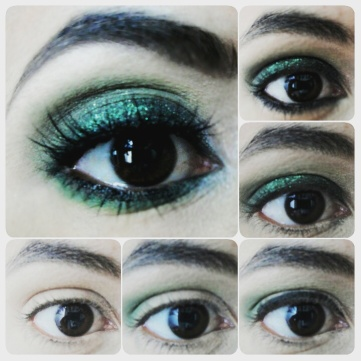 regia makeup step by step