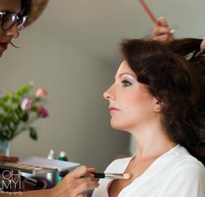 maquillaje a domicilio por Luciana Gutierrez
